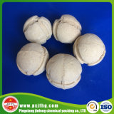 Bolas de cerámica del alúmina poroso micro de la alta calidad