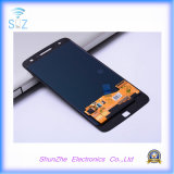 Affichage à cristaux liquides sec initial d'écran tactile de téléphone cellulaire pour le jeu Xt1635 de Motorola Z