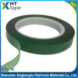 Bande de galvanoplastie verte de polyester de protection d'animal familier résistant de température élevée
