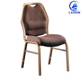 Cadeira de oscilação da estrutura de metal grossista para o Hotel salão de banquetes