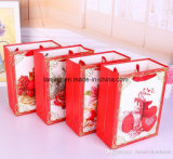 Bwd 1-222 sacs en papier de empaquetage d'achats colorés en gros de Chine