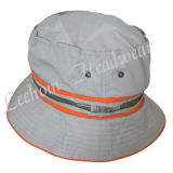 Chapéus úteis da cubeta para o trabalhador