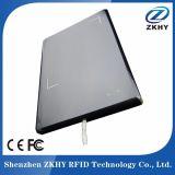 Leitor de cartão esperto da freqüência ultraelevada RFID do Ethernet RS232 para o controle de acesso
