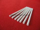 2-4 Os orifícios do tubo isolante de cerâmica de magnésia para o elemento de aquecimento