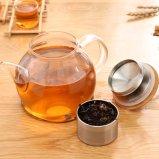 Чайник стекла Infuser чая нержавеющей стали