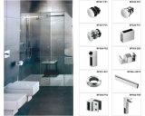 China Customized SS304 SS316 Conexão de vidro para cabina de duche