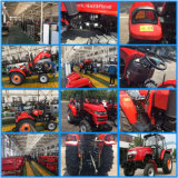 40 agricolturi/giardino/compatto/prato inglese/trattore agricolo diesel/trattore a cingoli/trattore idraulico della rotella/trattore idraulico del macchinario agricolo dell'HP della direzione del trattore