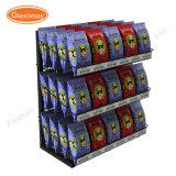Kleinmetalldraht-Schokoriegel-Gegenbildschirmanzeige-Zahnstangen-Standplatz für Schokoladen speichern