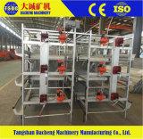 養鶏場装置Hフレームの肉焼き器鶏のケージの工場