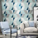 Papel de empapelar del PVC, 3D Wallcovering, decoración de la pared, tela de la pared del PVC, hoja del suelo del PVC, papel pintado del PVC
