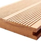 Anti UV imperméable en plastique en bois Composite Decking WPC-de-chaussée