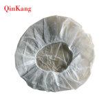 Protezione Bouffant non tessuta a gettare, protezione della calca, protezioni chirurgiche della protezione della clip