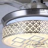 Ventilatore di soffitto elettrico di CC della vasta gamma di AC100-240V con indicatore luminoso