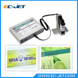 Machine d'impression de haute résolution de code de Qr d'imprimante à jet d'encre de Tij (ECH700)