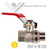 최신 압박은 위조했다 긴 손잡이 금관 악기 공 벨브 (EM-V-B128)를