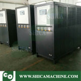 Tipo industrial refrigeradores refrigerados a ar do parafuso