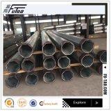 Potere d'acciaio Octagonal galvanizzato 500kv palo del TUFFO caldo