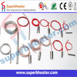 Elemento de aquecimento elétrico do calefator do cartucho da resistência de alta temperatura