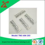 EAS de papel para la ropa de etiqueta de disco duro