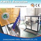 PVC 섬유에 의하여 강화되는 호스 밀어남 선, 정원 호스 생산 기계