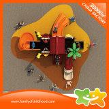 판매를 위한 작은 야외 아이들 게임 위락 공원 장비 활주