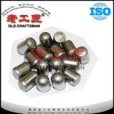 Outils à pastilles d'exploitation de carbure de tungstène