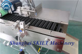 Máquina de etiquetado adhesiva horizontal del papel de la etiqueta engomada de la fábrica de Skilt