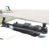 Diseño soldado cilindros hidráulicos de la dirección de carretillas tractor