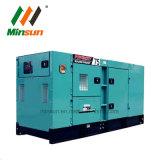 Chambres insonorisées de l'ATS dans l'énergie de groupe électrogène 350 kVA 280kw