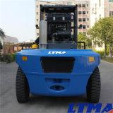 Grande Forklift de Ltma Forklift Diesel de 12 toneladas com preço do competidor