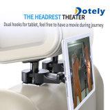 Organizador universal del gancho de leva de la percha del asiento trasero del coche del sostenedor del teléfono del montaje magnético del apoyo para la cabeza para la tablilla del iPad de Smartphone