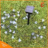 장식적인 LED 옥외 정원 결혼식 가족 당 축제 복장 빛을%s 태양 끈 램프