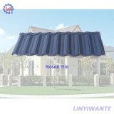 Mattonelle di tetto d'acciaio rivestite di Nosen della nuova della costruzione di edifici pietra dei materiali
