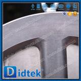 Valvola di ritenuta doppia della cialda del rivestimento interno completamente EPDM di Didtek del piatto
