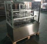 De de commerciële Koeler van de Vertoning van de Sandwich/Teller van de Vertoning van de Cake voor de Winkel van de Bakkerij (RL780V-S2)