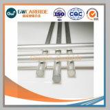 Les tiges de carbure de tungstène poli pour machine-outil