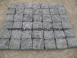 Cubos dobrada de Pedra Calcária azul/Pavimento para jardim/pátio/Passarela Pavimentação