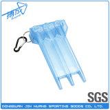 Caisse/cadre en plastique de dard pour 3 jeux de dard, accessoires de dard