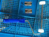 파란 화학 섬유 미국 5 철사 감금소 롤러 솔