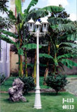 Gussaluminium-Garten-Licht--Standard