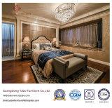 Современный комфортабльеный отель мебель с одной спальней с деревянной мебелью (YB-S-21)
