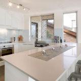 Design personalizado pedra artificial a ilha de cozinha bancada