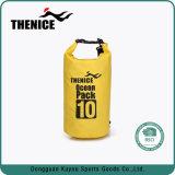 Zaino del PVC del sacchetto asciutto 500d impermeabile