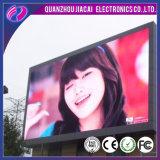 Étalage de panneau-réclame de P8 DEL pour la publicité extérieure