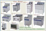 Wintoo Qualitäts-Imbiss-Geräten-Edelstahl-einzelner Waffel-Bäcker