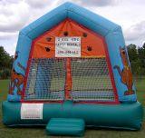 Aufblasbares Moonwalk-Spielzeug-federnd Clown-Prahler für Kinder (T1-207B)