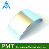モーターのためのネオジムの磁気材料が付いているN35h Tegular NdFeBの磁石