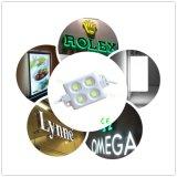 Módulo ao ar livre/interno do diodo emissor de luz de 1.44W RGB SMD5050 com a lente para a letra iluminada do Signage/canaleta/caixa leve com 3 anos de garantia
