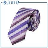Betriebsbereites auf lagerpolyester gesponnene Mann-Krawatte verzieren