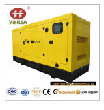 十分に主な力のリカルドのディーゼル発電機セット110kw/137.5kVA